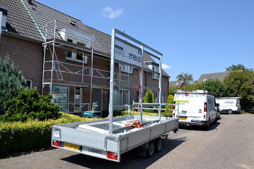 Verduurzaamheidsproject voor PeelrandWonen in Boekel