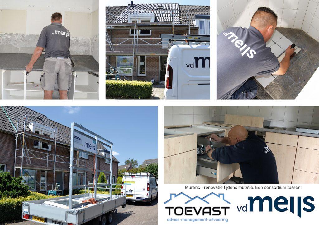 Het consortium met Toevast