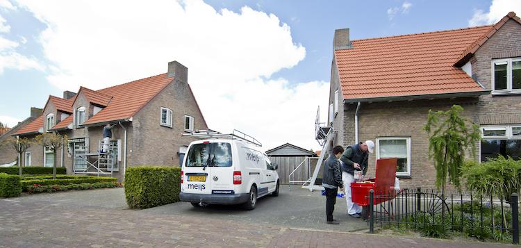 Intentieovereenkomst voor RGS onderhoud met Mooiland getekend