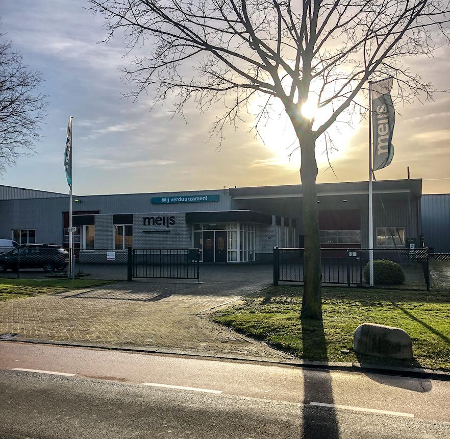 Nieuwe locatie in Deurne