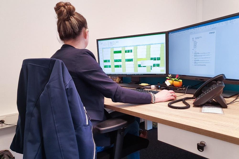 Servicecoördinator dagelijks onderhoud vereist tactisch plannen