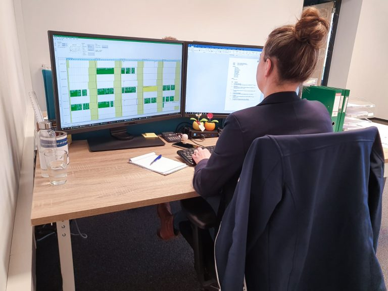 Duidelijke werkinstructies, standaardprocessen en digitale systemen