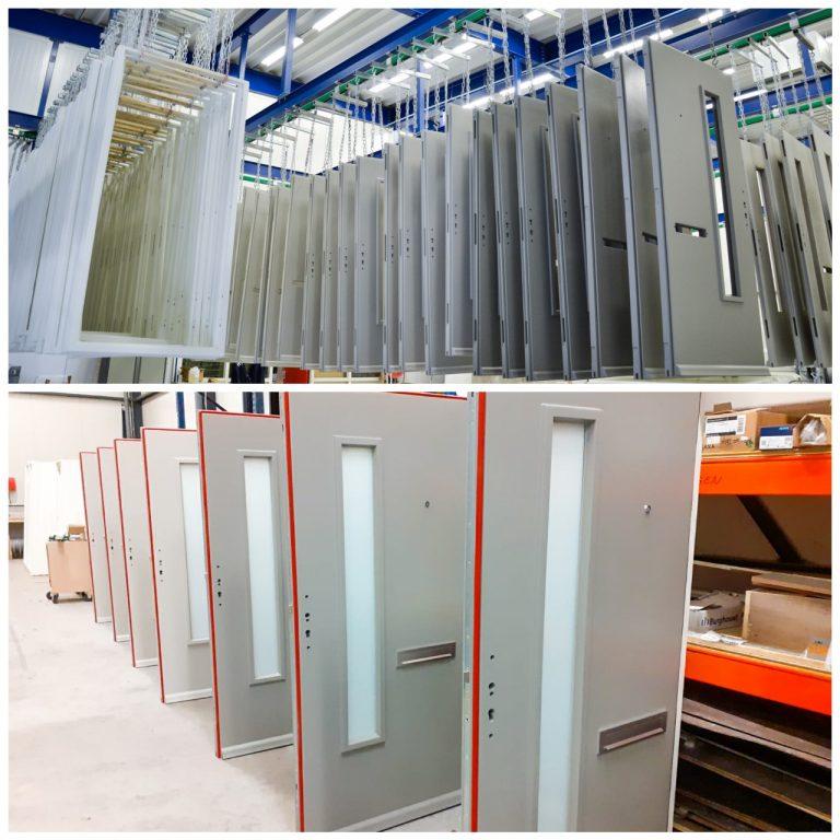 Een soepel proces dankzij onze timmerfabriek
