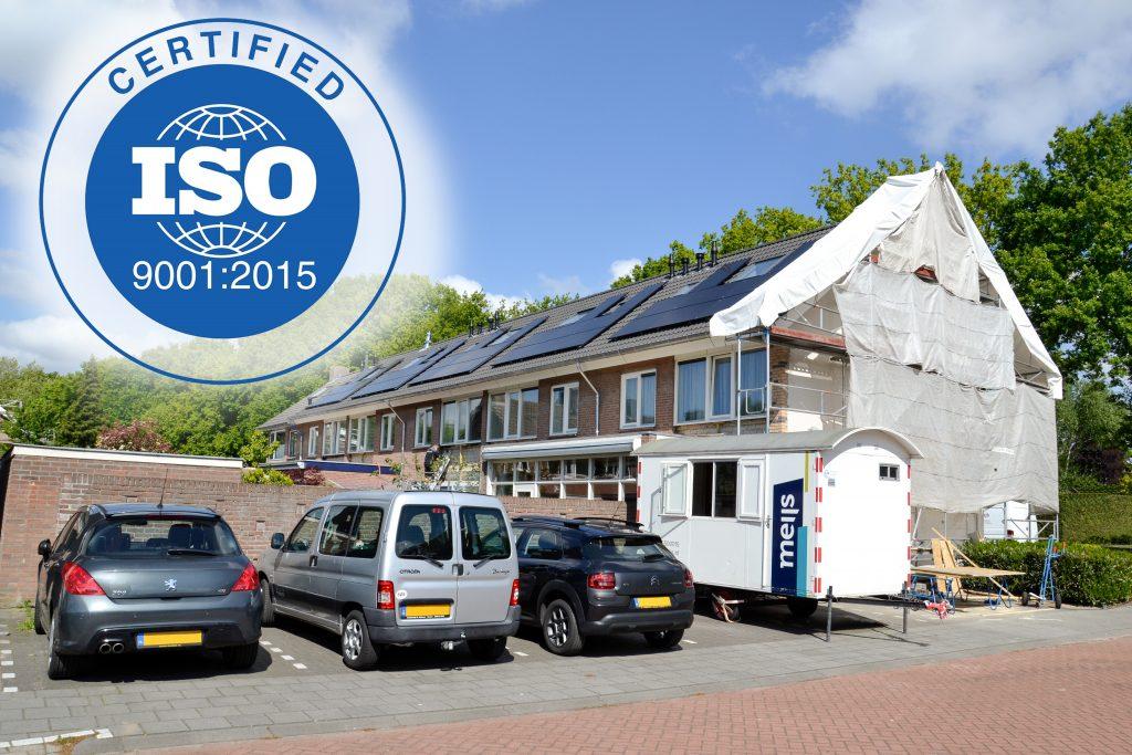 ISO 9001-certificering behaald