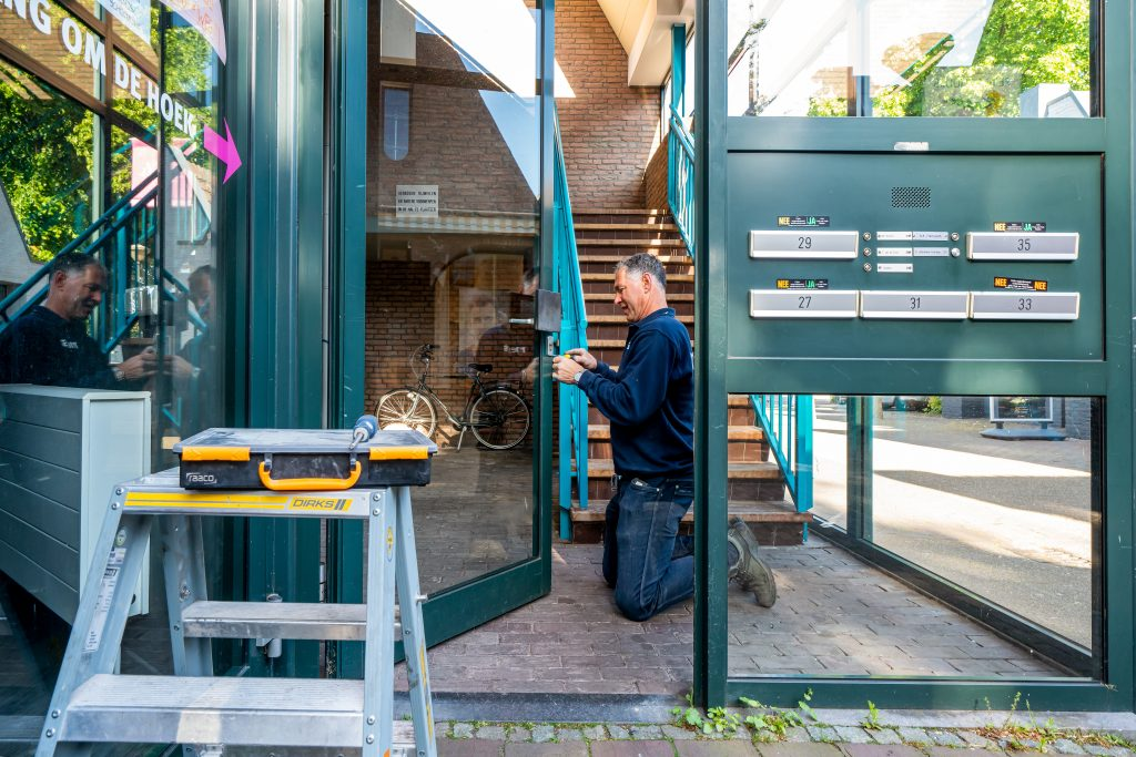 Dagelijks onderhoud Casade: 2200 reparaties in 5 maanden
