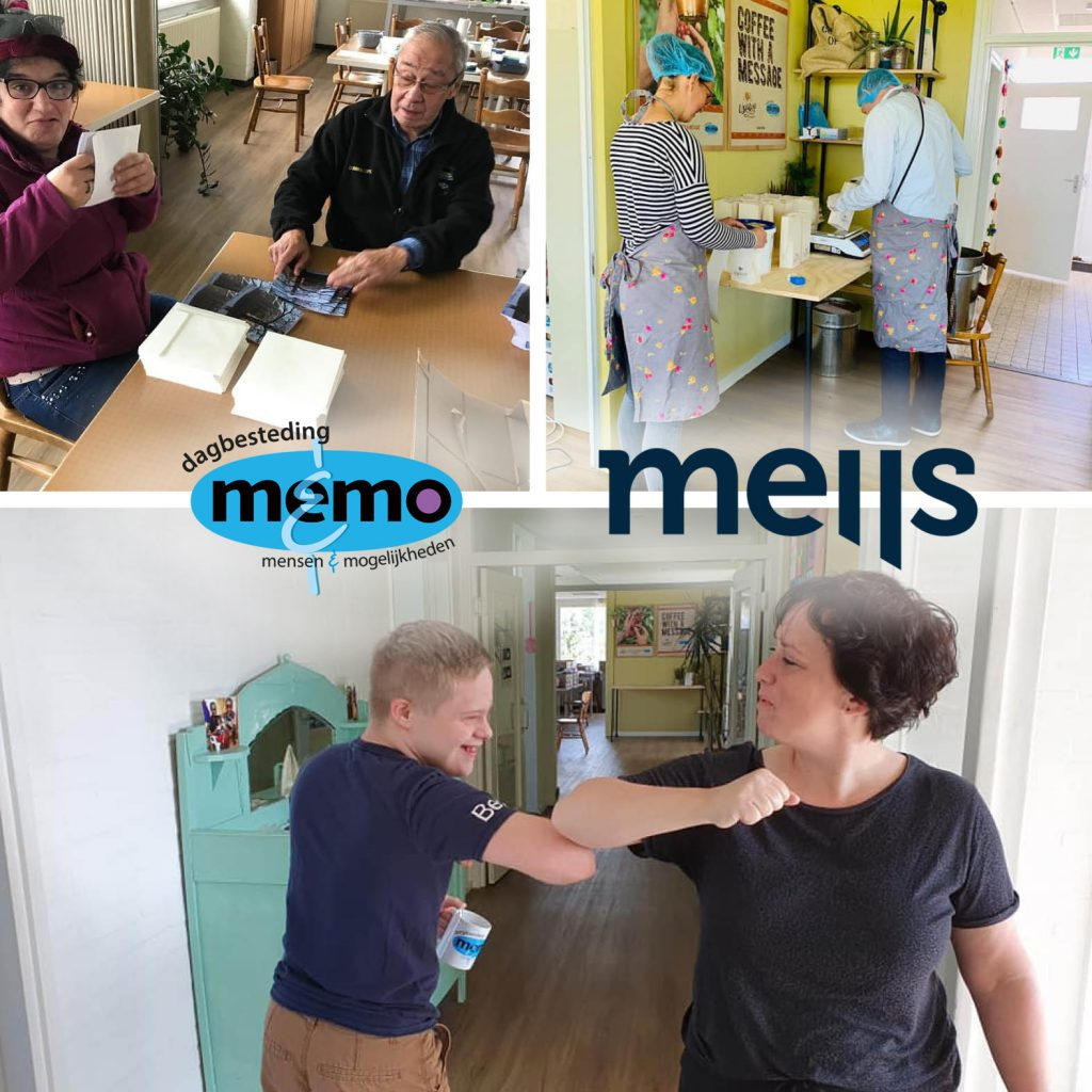 Samenwerking dagbesteding Memo