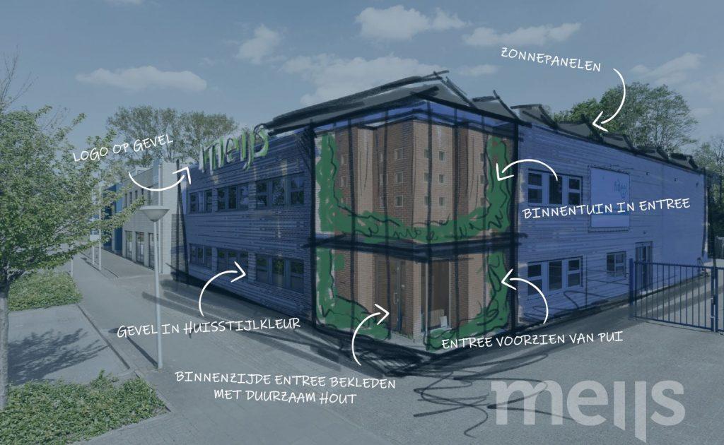 Nieuwe vestiging in Eindhoven