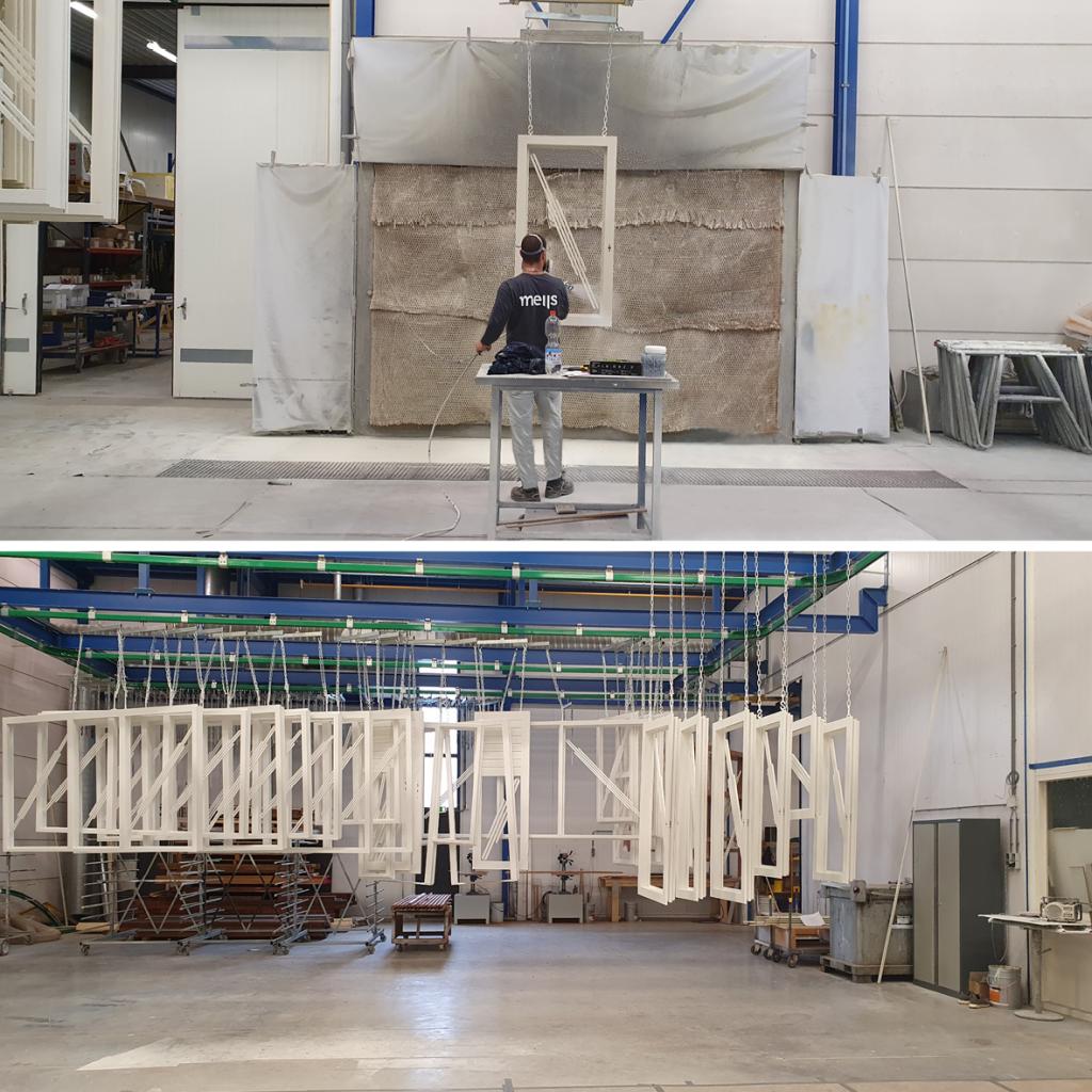 Onze timmerfabriek biedt meerwaarde aan onze opdrachtgevers
