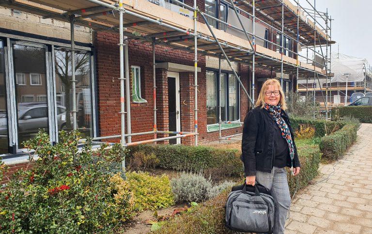 Hoe bewonersconsulente Annemieke zorgt voor meer sociale cohesie