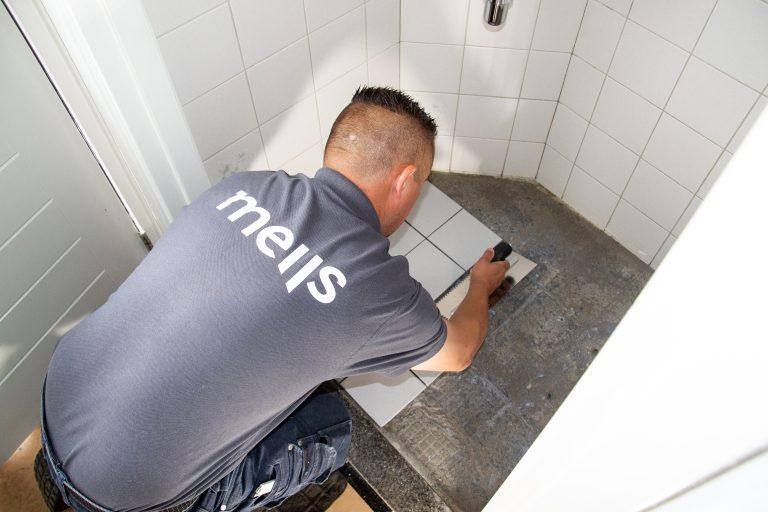 Vraaggestuurd renoveren van badkamer, keuken en toilet