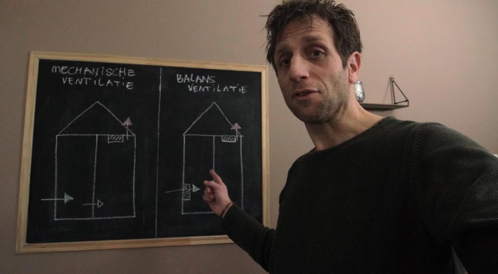 Tips over duurzaam wonen: ventilatie